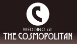 THE COSMOPOLITAN WEDDING